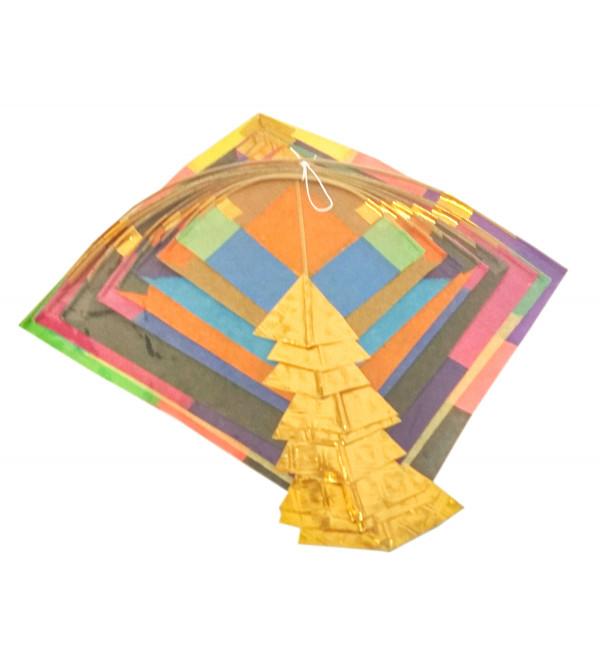 Handcrafted Paper Kites 9 Pcs Set
