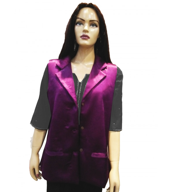 Jacket Sleeveless