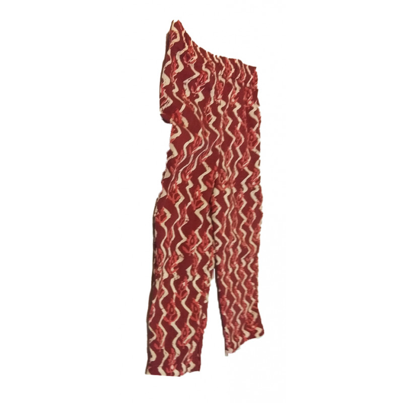 Cotton Handwoven Palazzos Size 1 Year