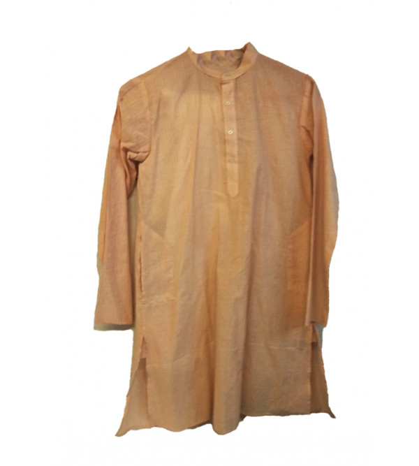 Cotton Woven mangalgiri Kurta pyajama Set Size 10 to 12 Year