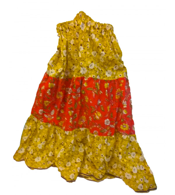 Cotton Printed Skirt SIze 6 to 8 Year