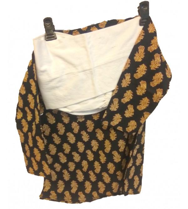 Cotton Kurta Pyjama Set Size 1-2 Years