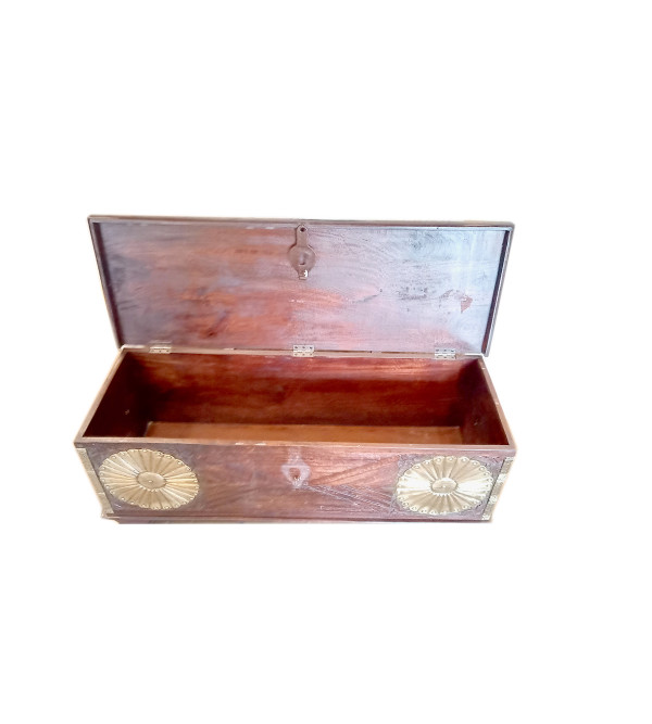 Box Handcrafted In Mango Wood