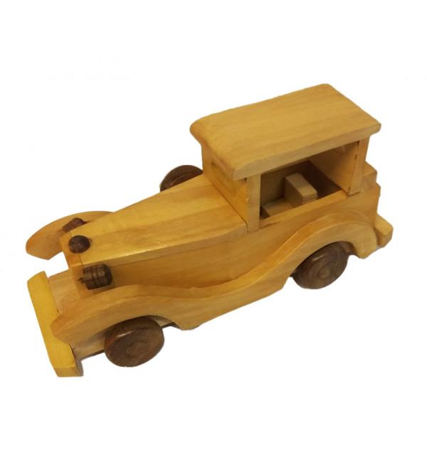 Saharanpur Wooden Vintage Car