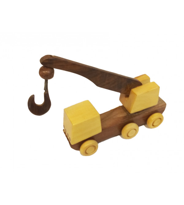 Saharanpur Handcrafted Wooden Crane6x2 Inches