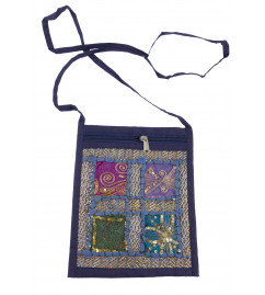 HANDICRAFT PASSPORT BAG