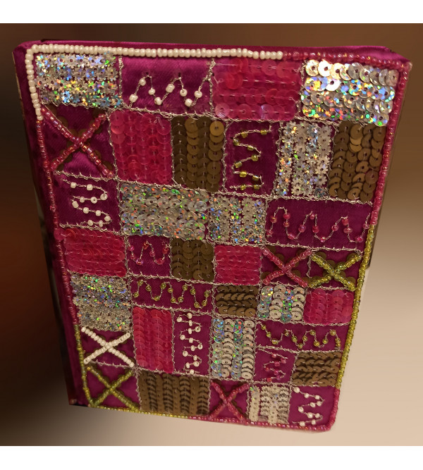 Note Book Emb Cover