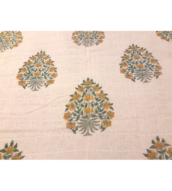 DOHAR HEAVY QUILTING 90X108
