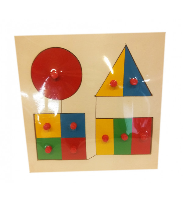 WOODEN EDUCATIONAL TOYS HAND  EYE COORDINATOR