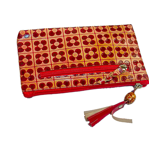CCIC Leather Wallet For Women Size 4x6 Inch