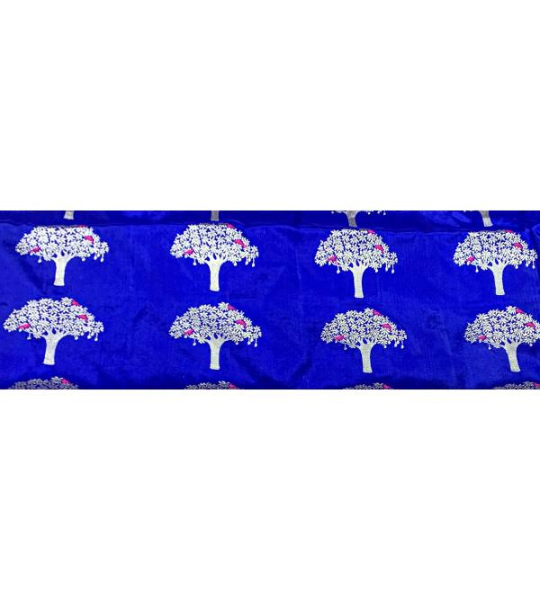 Banaras silk tree design  HANDLOOM SAREE with blouse
