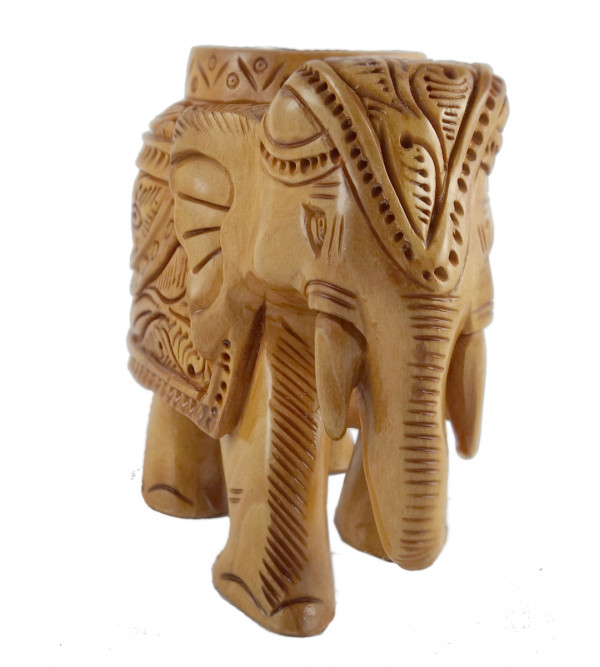 ELEPHANT CANDLE STAND 3 Inch