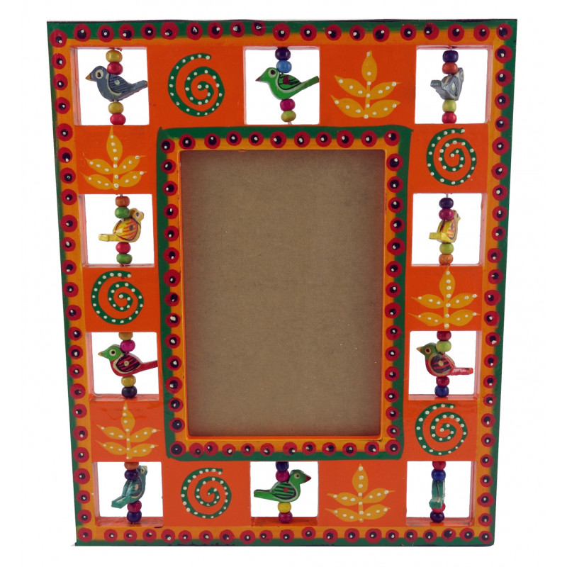 HANDICRAFT WOODEN FRAME 7 X 8 INCH