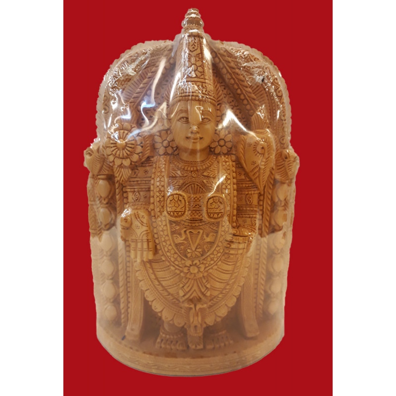 Kadamba Wood Handcrafted God Figure