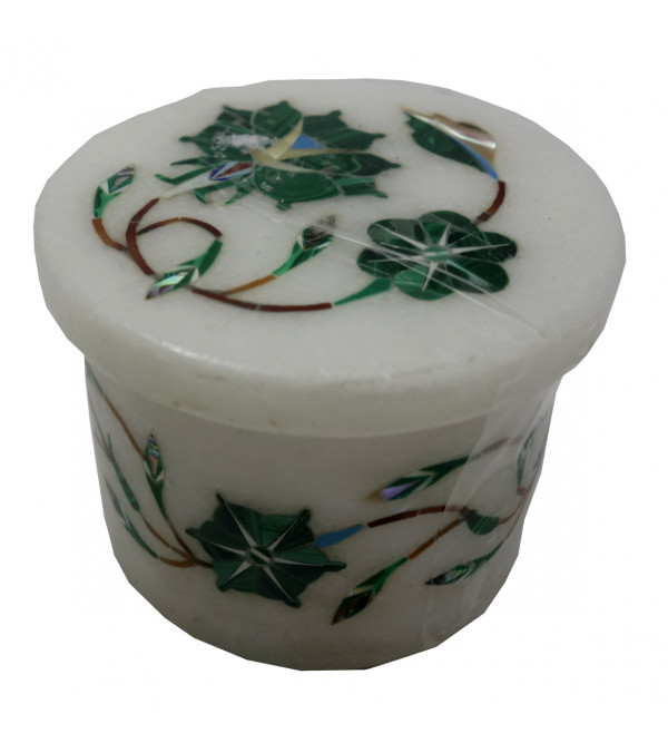 BOXES MARBLE 2 Inch ROUND
