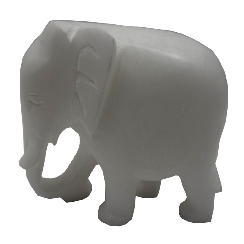 ELEPHANT ALABASTER 4 Inch