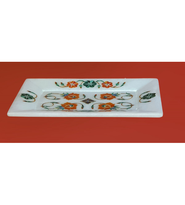 MARBLE TRAY 6x4 inch