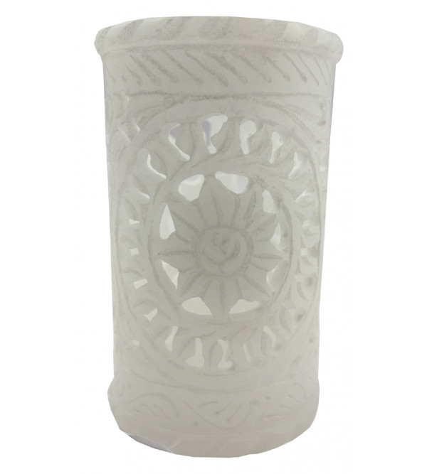 Handicraft Mable Flower Vase 4 Inch