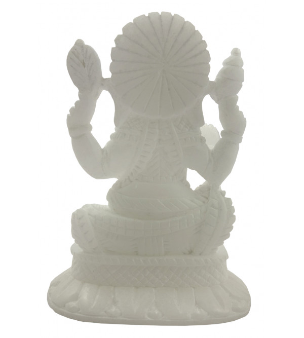 Handicraft Marble Ganesh 4.5 Inch