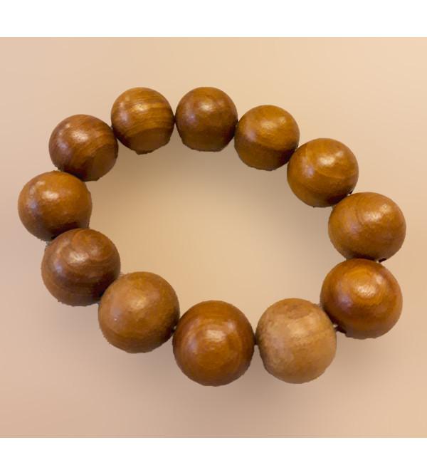 Sandalwood Handcrafted Bracelet