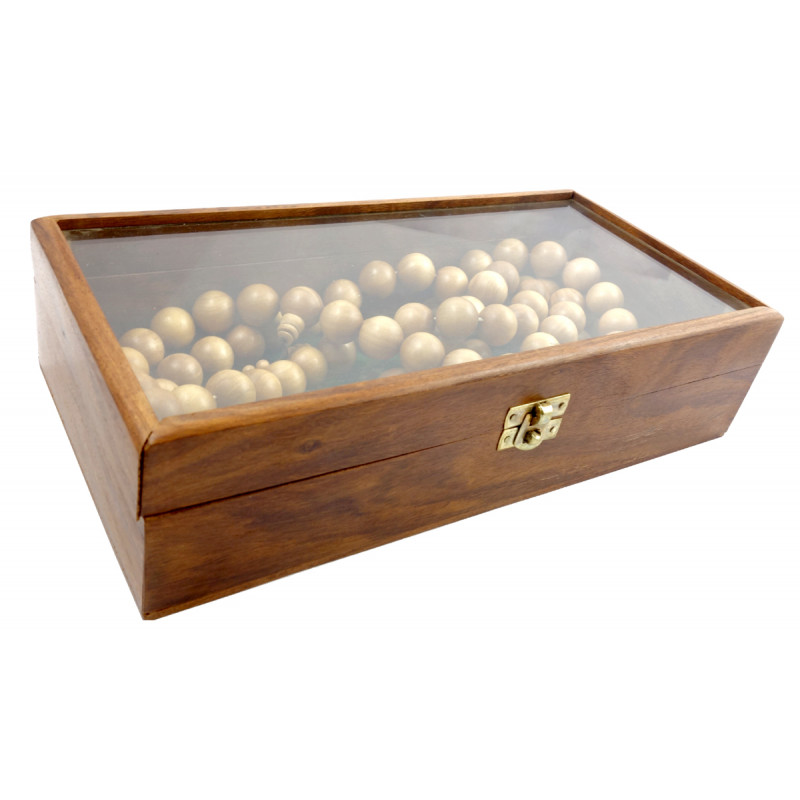 Sandal Wood Japmala A Grade 20 MM 108 Beads