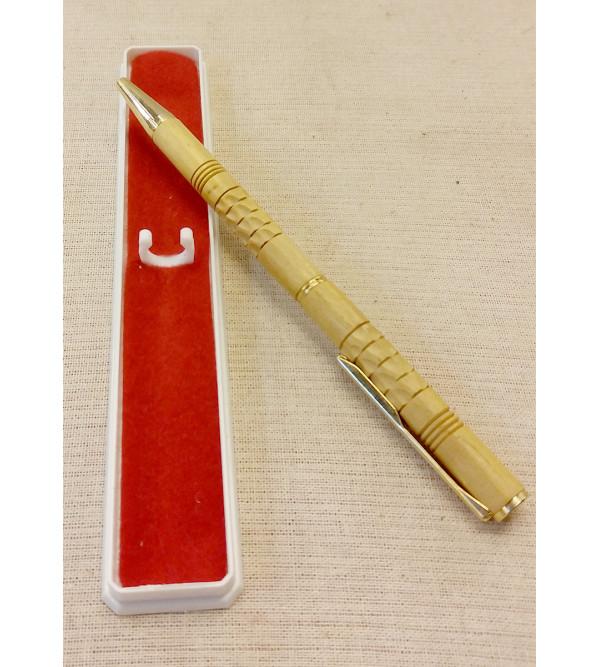 Sandalwood Handcrafted Carved Pen