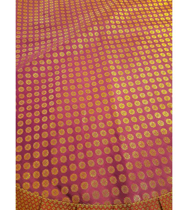 TABLE COVER ZARI BROCADE