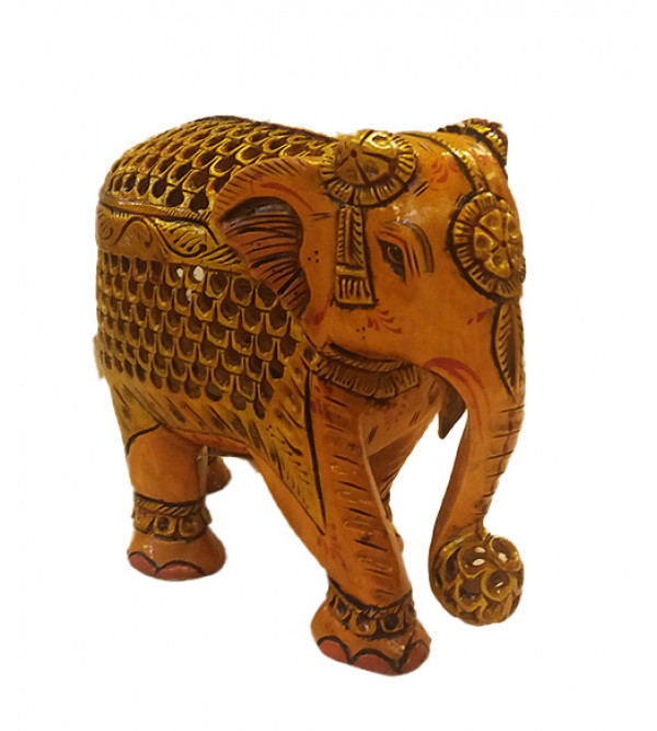 ELEPHANT UNDERCUT 6INCH