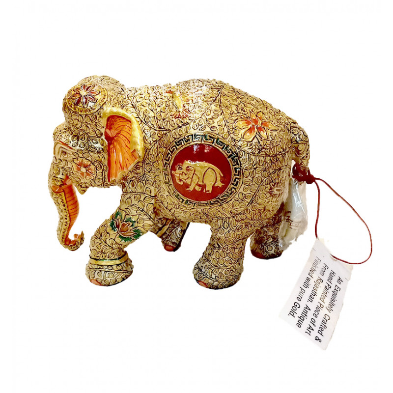Wooden Handcrafted Elephant Size 4 Inches