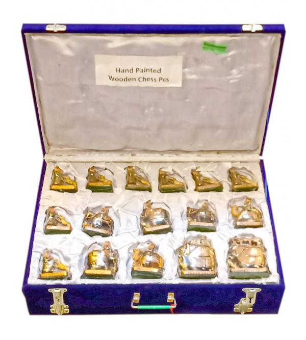 AMBARI ELEPHANT chess set