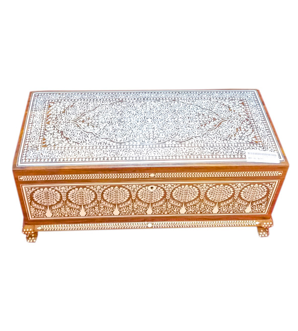 JEWELLERY BOX PLASTIC INLAY.       20x9 inches