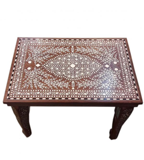 INLAY COFFEE TABLE 1836 INCH S-20x14x15 inch