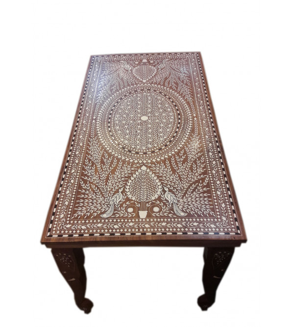 INLAY COFFEE TABLE 1836 INCH S-30x18x18 inch