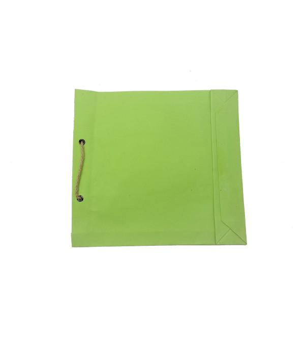 Paper bag 9x9 Inch