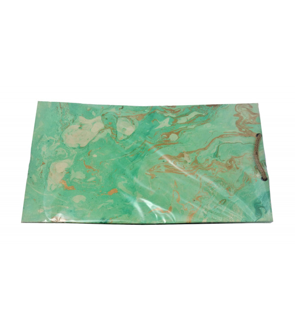 Pastel Painted Marble sheet bag 9 X 13 Inch