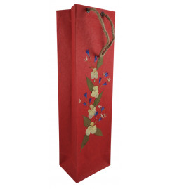 Wine Bottle Bag 4x14 Inch