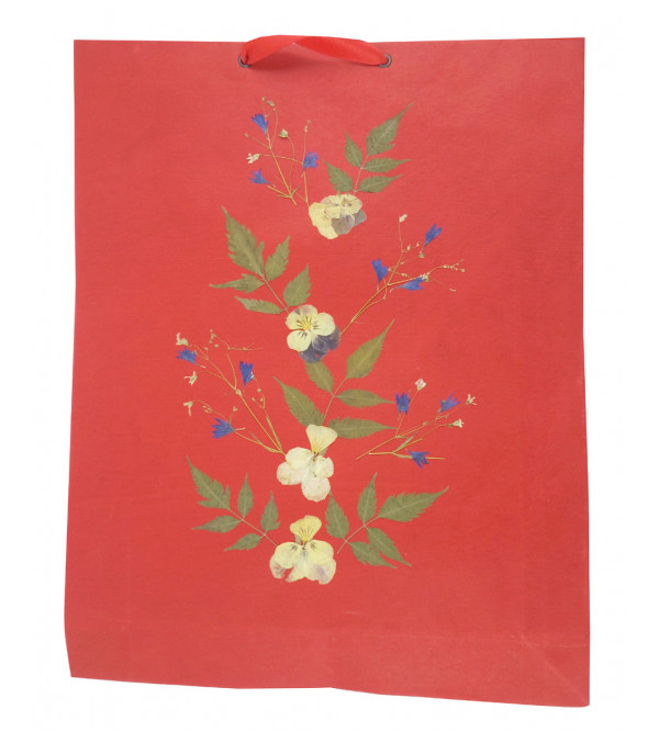 Handicraft Paper Bag With Ribbon 11.5x15.5 Inch