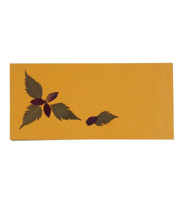 Handicraft Gift Envelope 10 Pcs Set 3.5x7.5 Inch