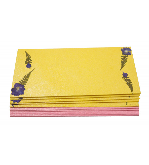 ASSORTED GIFT ENVELOPE 10 PCS SET 3.5X7.5 INCH