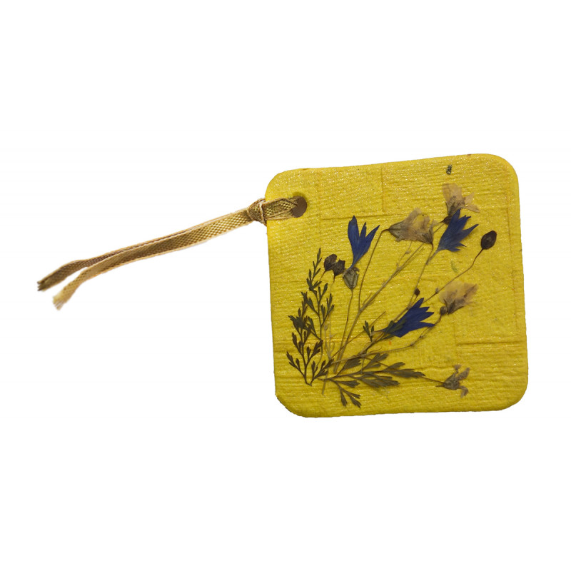 ASSORTED GIFT TAGS 5 PCS SET 2.5X2.5 INCH
