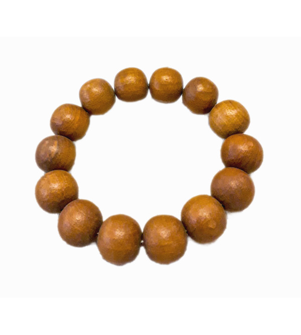 WOODEN BRACLET 16 MM
