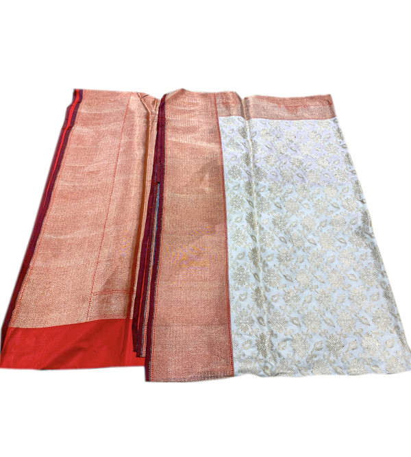 Banaras silk zari  HANDLOOM SAREE with Blouse