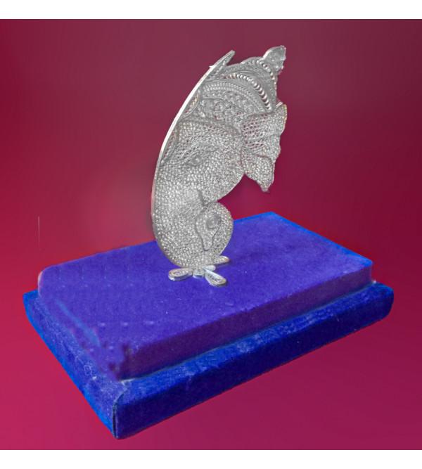Filigree Silver Handcrafted Lord Ganesha