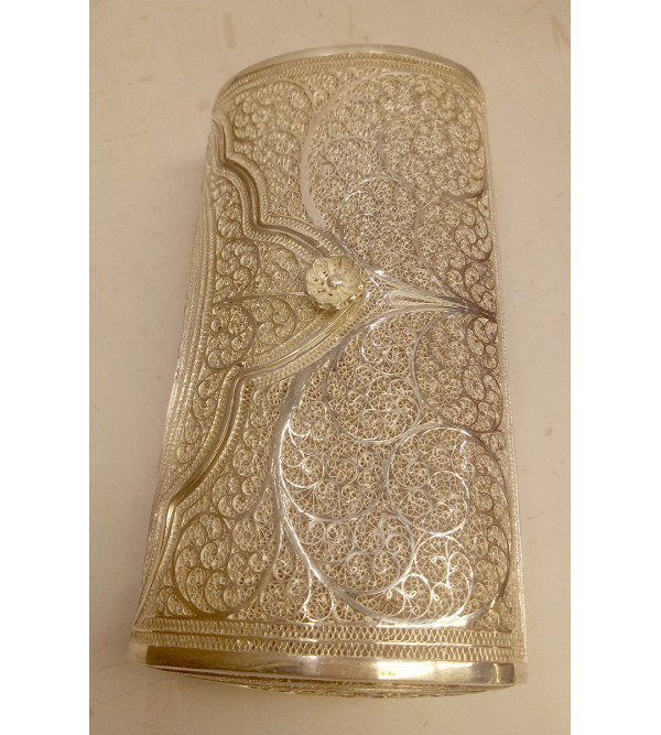 Filigree Silver Handcrafted Purse