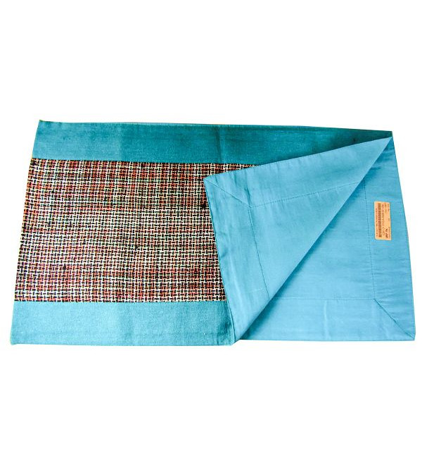 Table Runner Dupion Size 13 X45 Inch