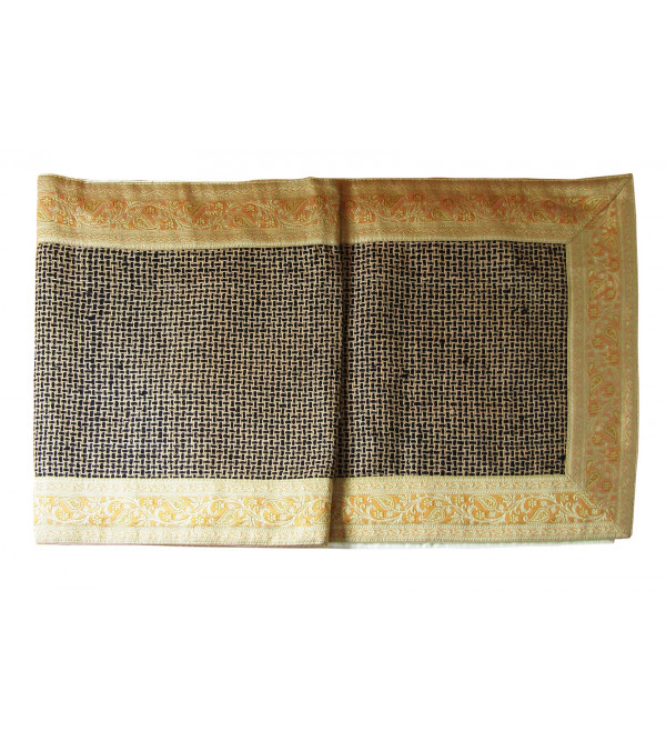 Table Runner Dupion Size 13 X60 Inch