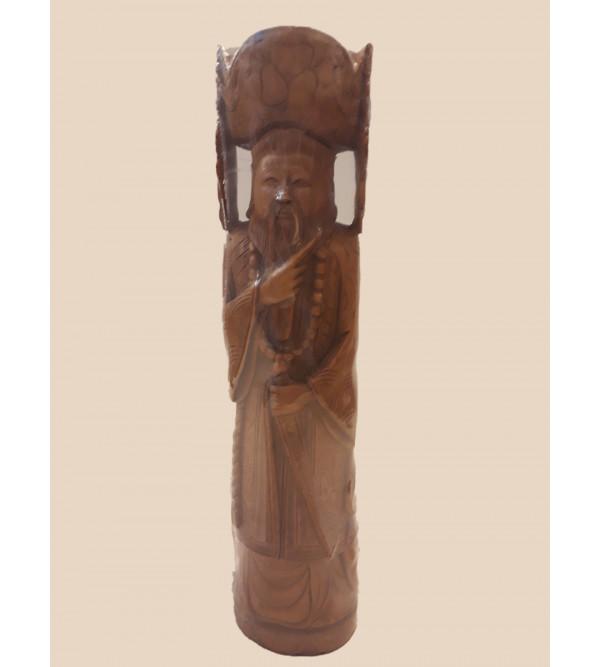 Sandalwood Handcrafted Carved Figure