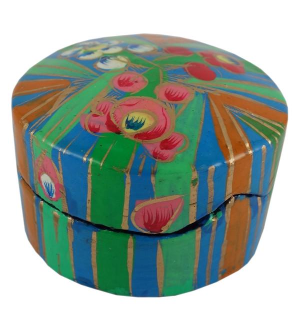 PILL BOX 2  ASSORTED PAPIER MACHE BOX