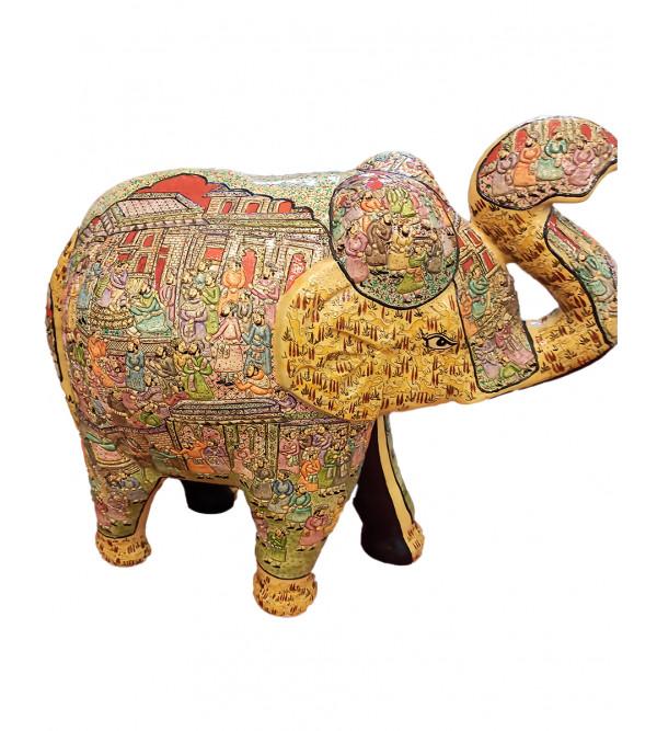 ELEPHANT 20 INCH PAPIER MACHIE