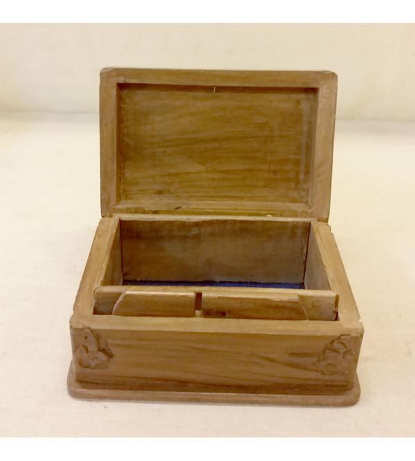 BOX WALNUT 6X4